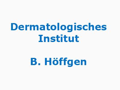 Dermatologisches Institut B. Höffgen